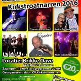 Galabal CV Kirkstroatnarren 2016