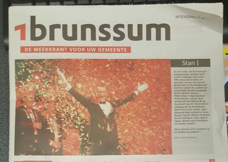 Stadskrant Brunssum